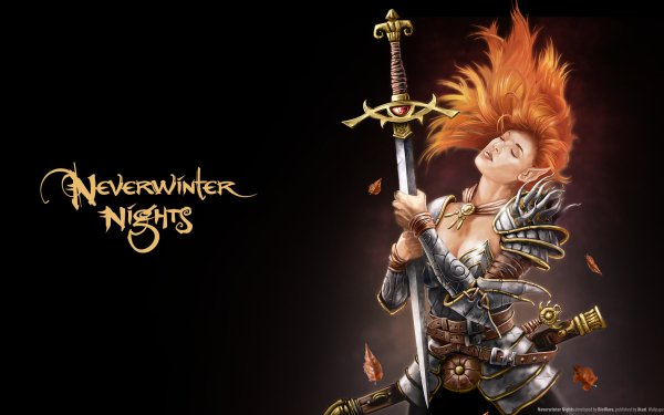 Video Game Neverwinter Nights HD Wallpaper   Background Image