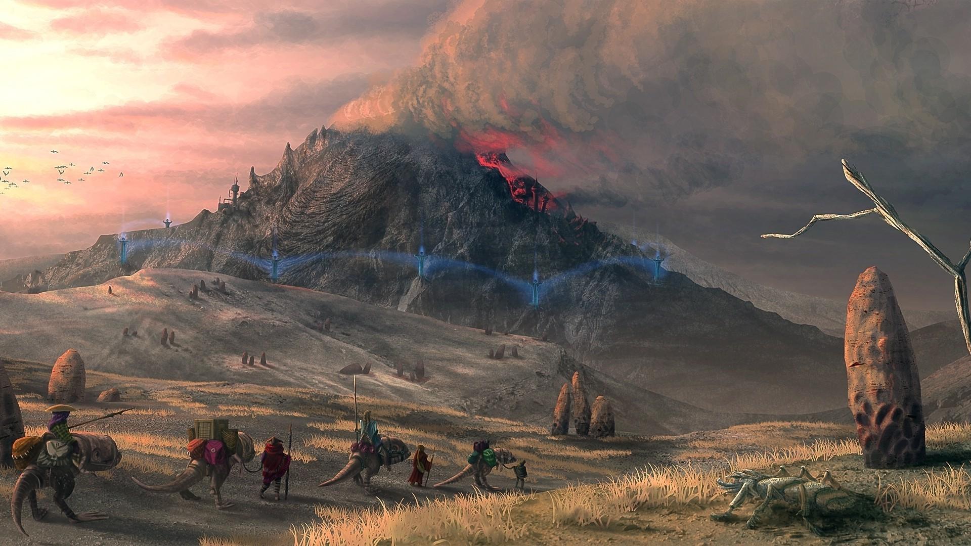 The Elder Scrolls III: Morrowind HD Wallpaper | Background ...