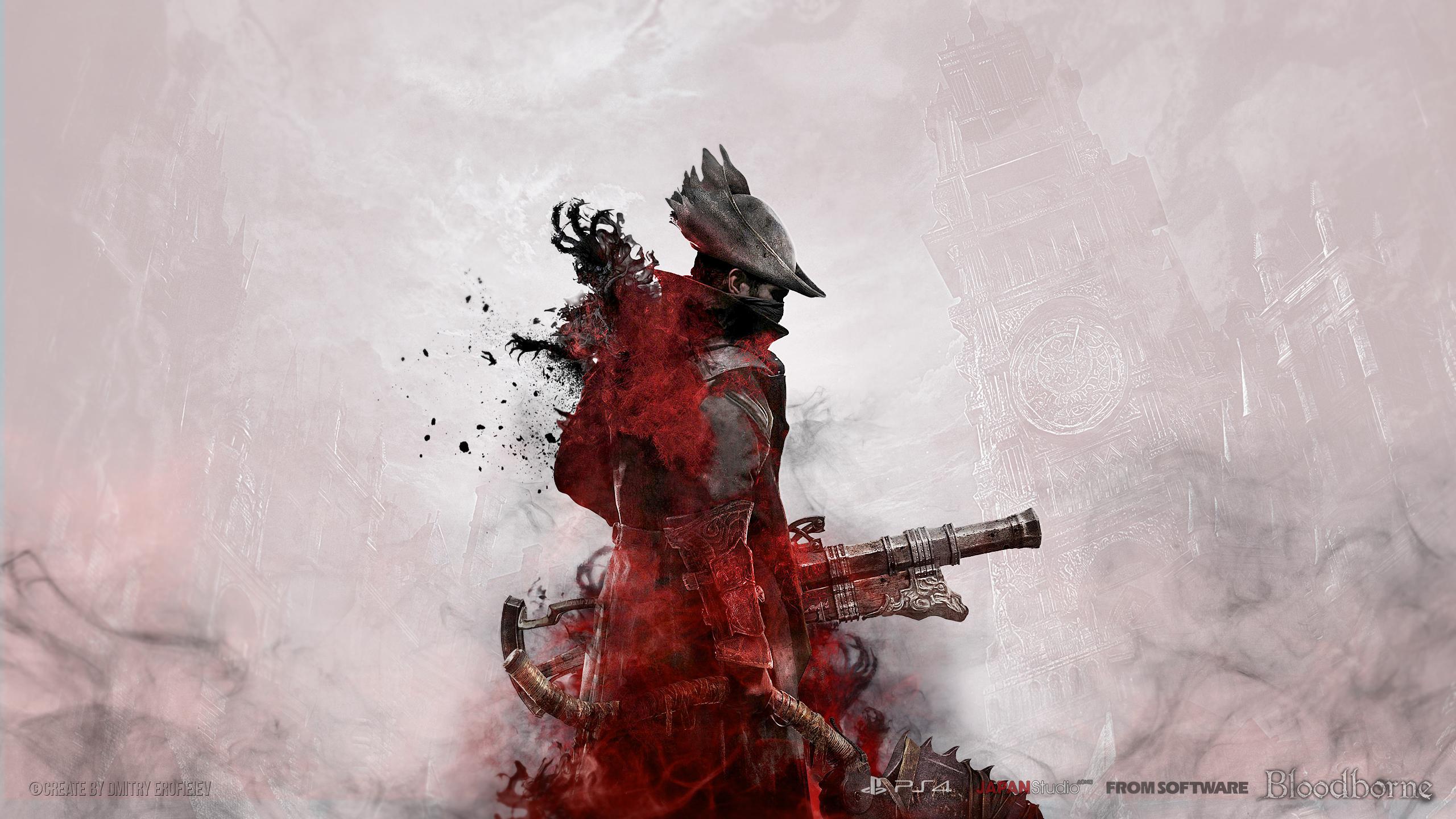 Bloodborne Fond d'écran HD | Arrière-Plan | 2560x1440 | ID ...