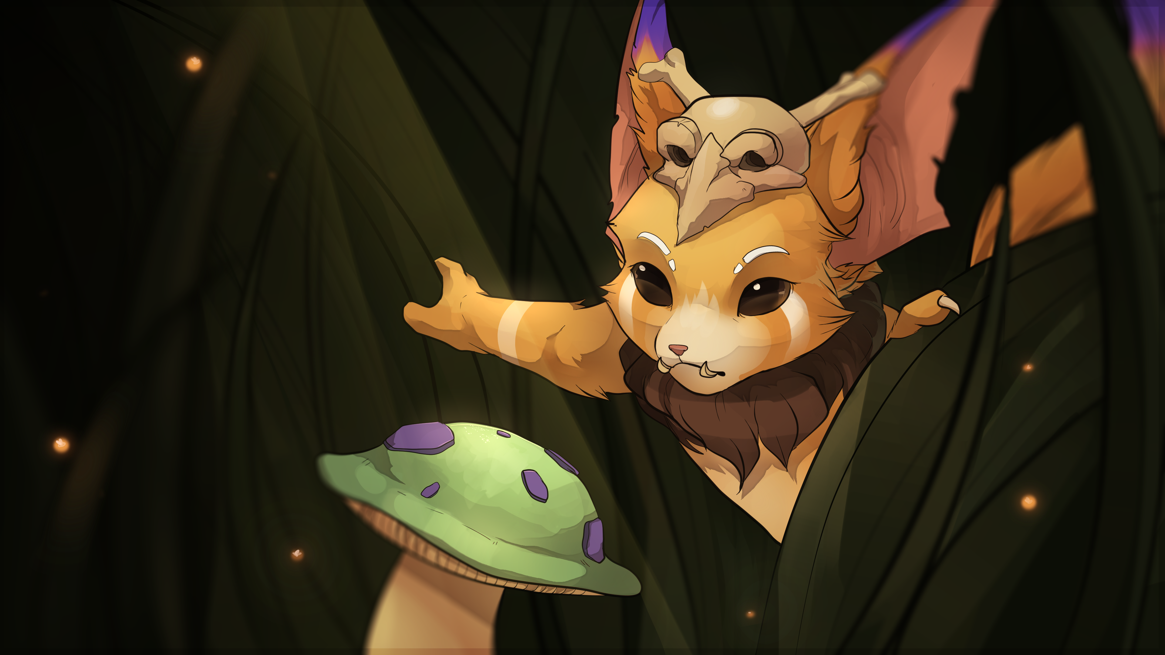 27 Gnar League Of Legends Hd Wallpapers Background Images