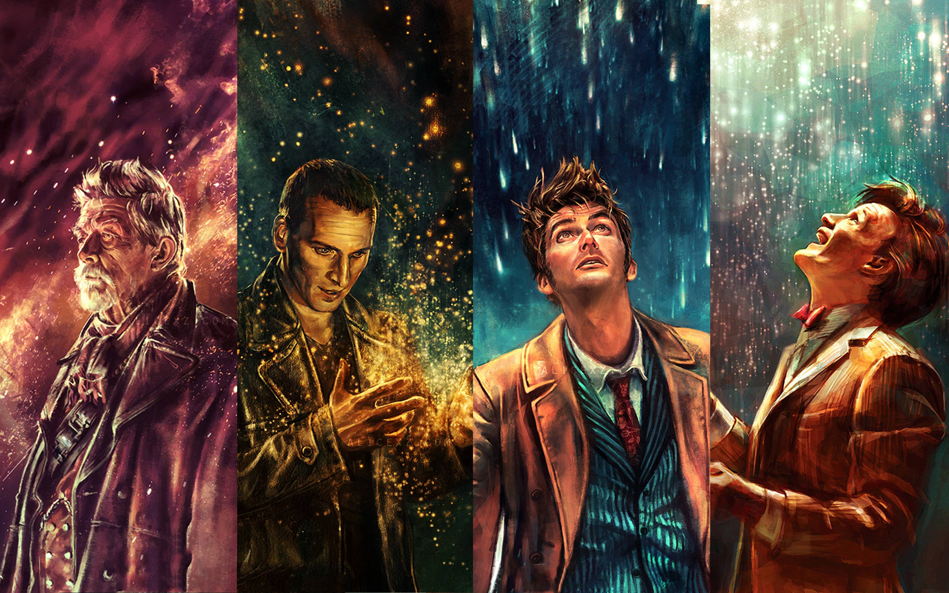 Doctor Who HD Wallpaper | Background Image | 3310x2069 ...