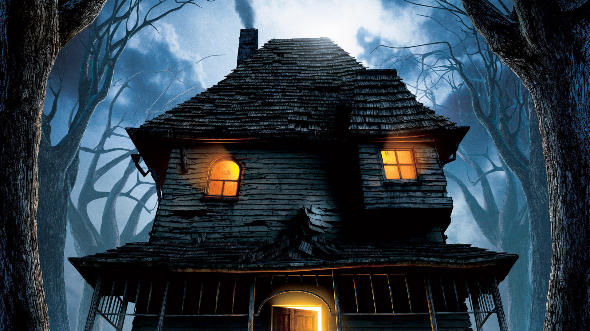 2 monster house hd wallpapers background images