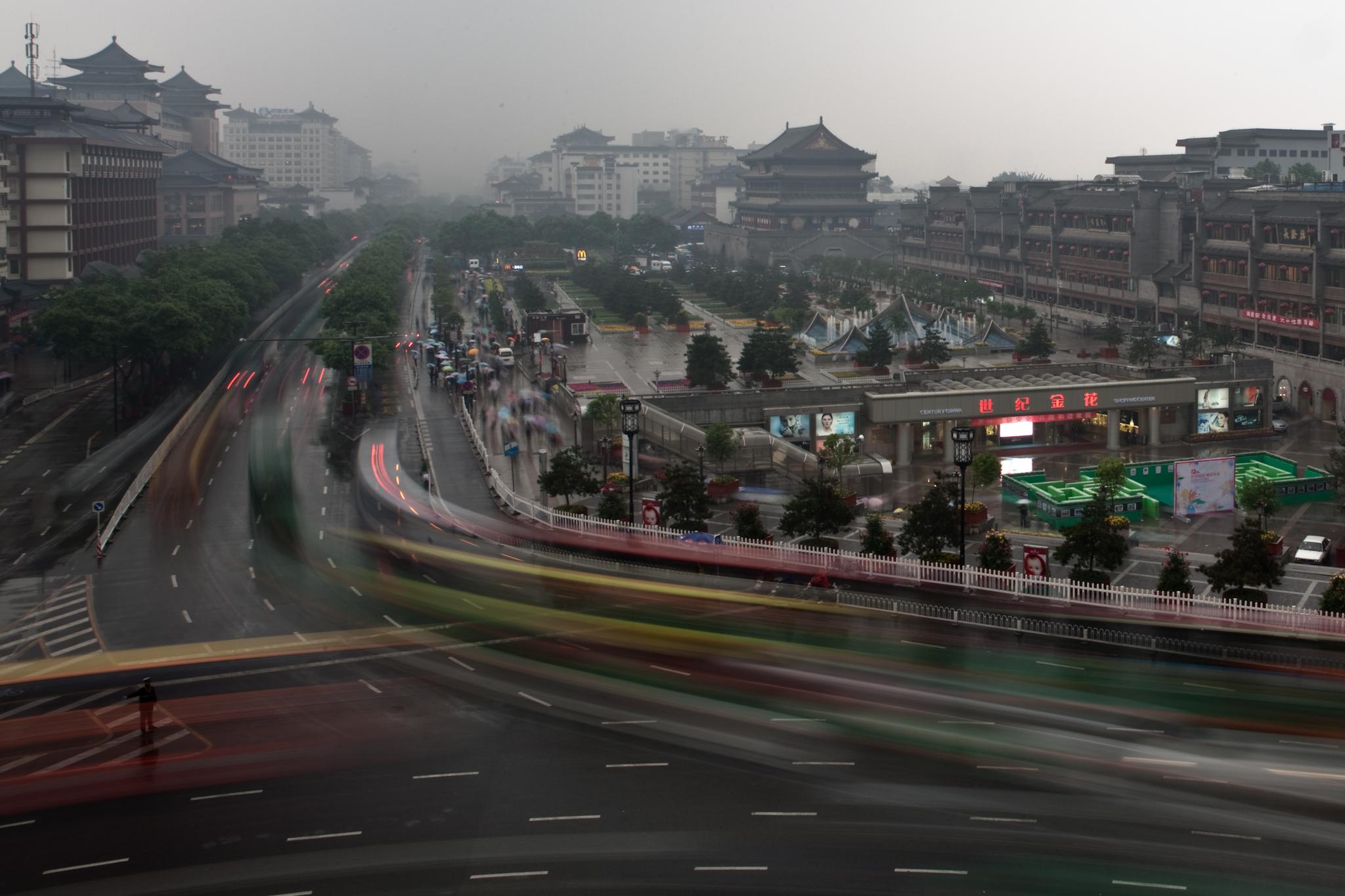 Ancient Capital Of China Bilgisayar Duvar Kağıtları