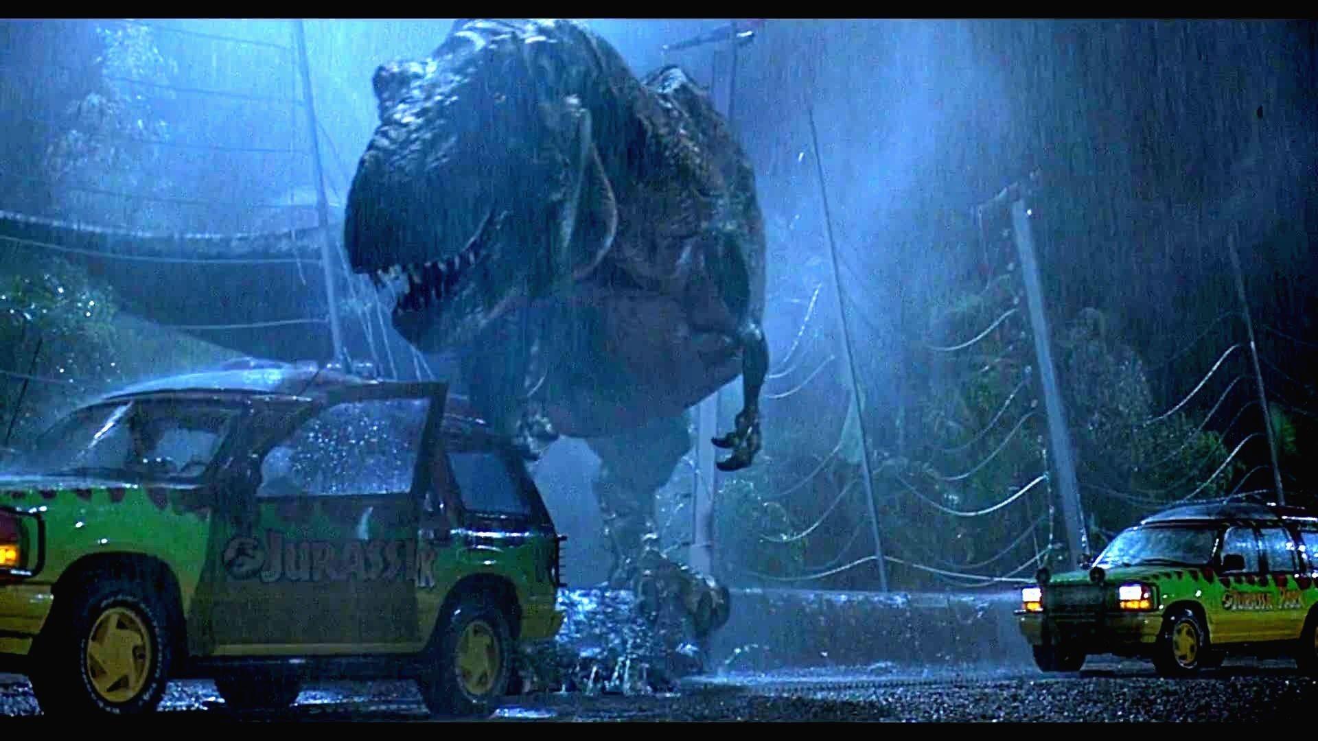 Jurassic Park HD Wallpaper   Background Image   1920x1080 ...
