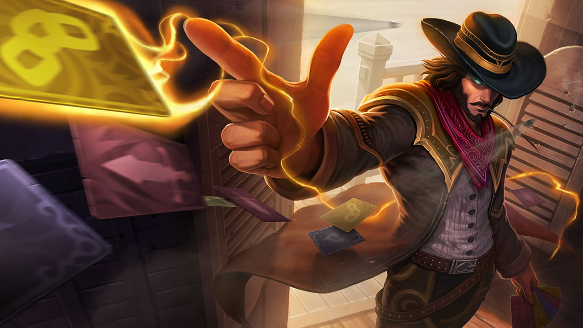 League of legends full hd wallpaper and background image video game league of legends twisted fate league of legends wallpaper voltagebd Gallery