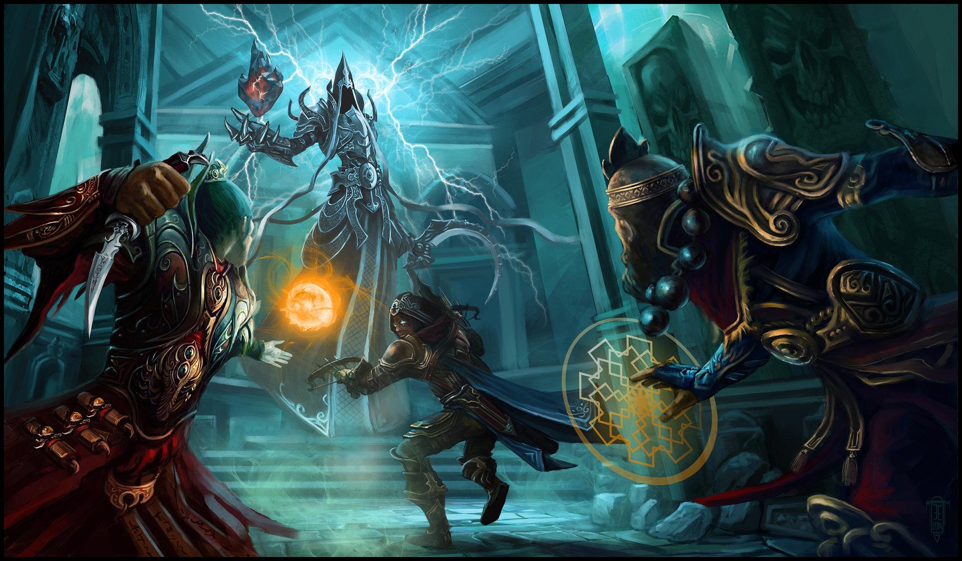 Diablo 2 hardcore build cartoon videos