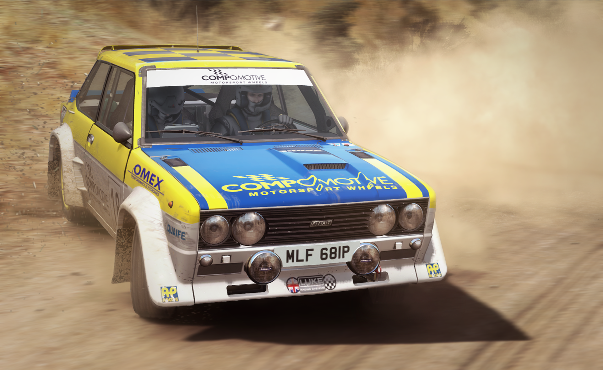 how to download profile on g920 for dirt rally