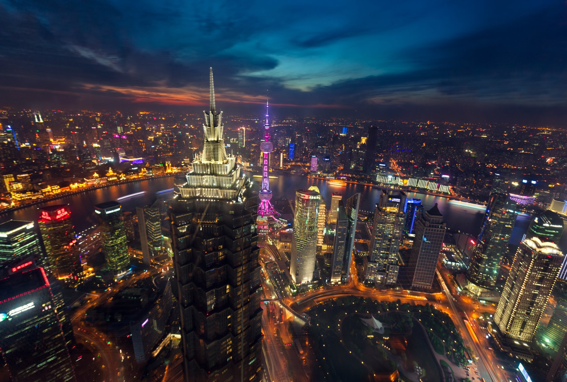 Shanghai 5k retina ultra hd wallpaper and background image 5649x3809 id 595902 - Shanghai skyline wallpaper ...