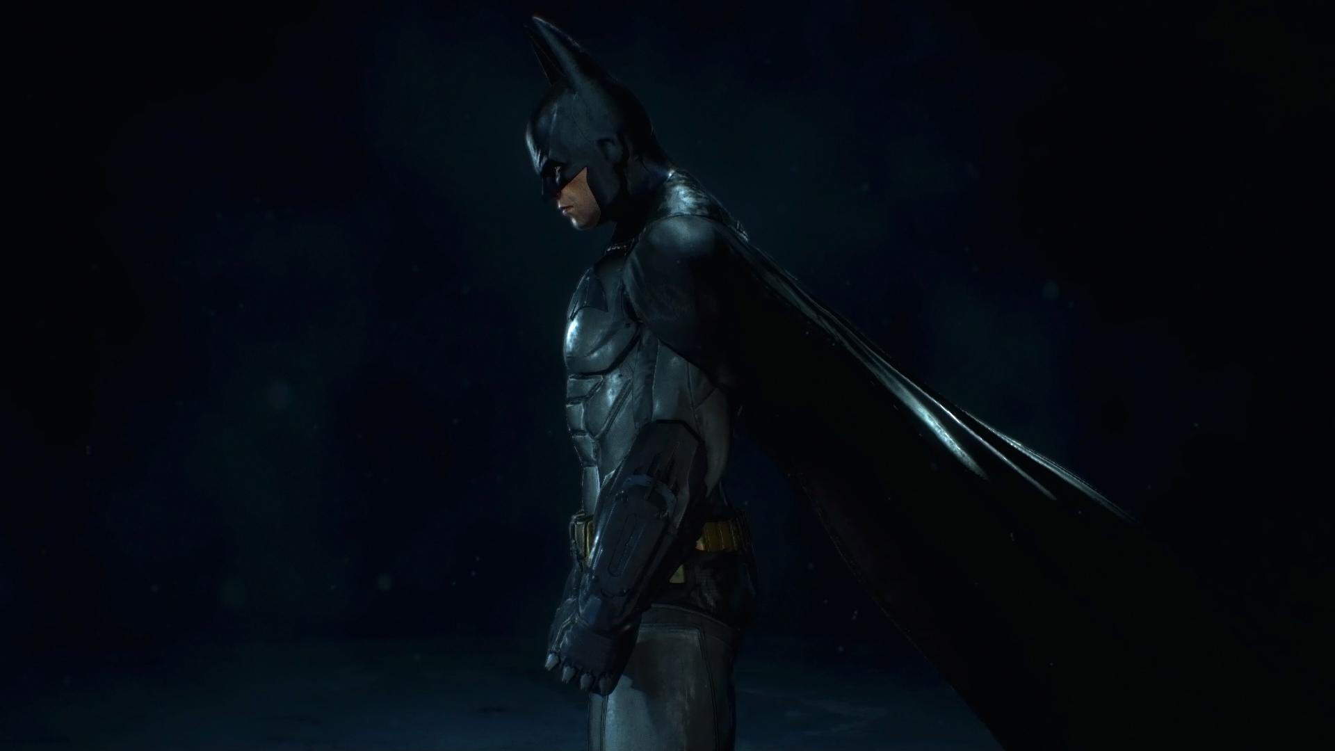 batman arkham knight batsuit computer wallpapers desktop