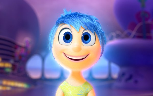 Movie Inside Out Joy HD Wallpaper | Background Image