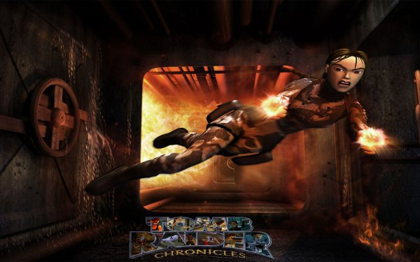 Video Game Tomb Raider: Chronicles Tomb Raider HD Wallpaper | Background Image