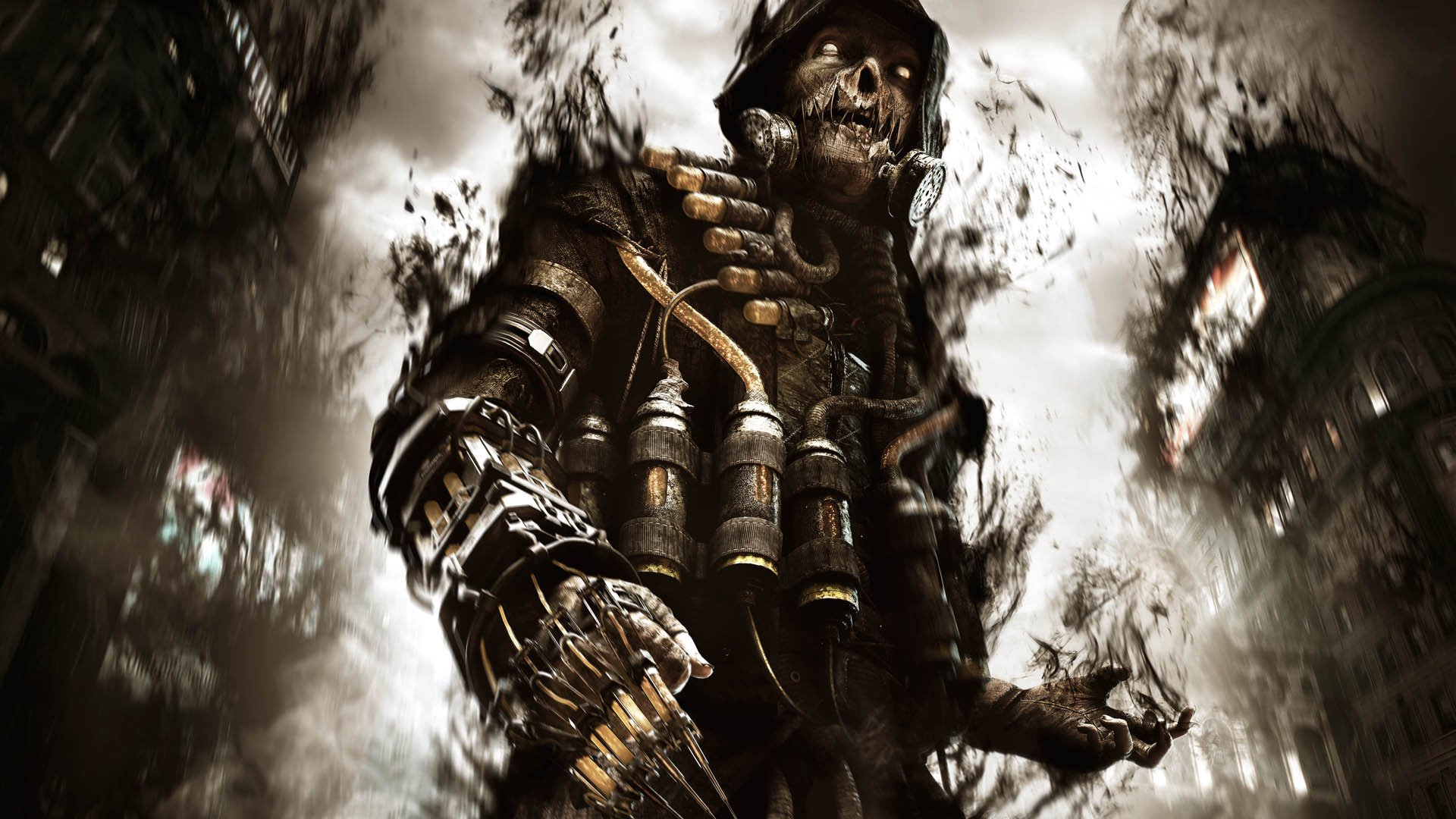 39 Scarecrow Batman Hd Wallpapers Background Images