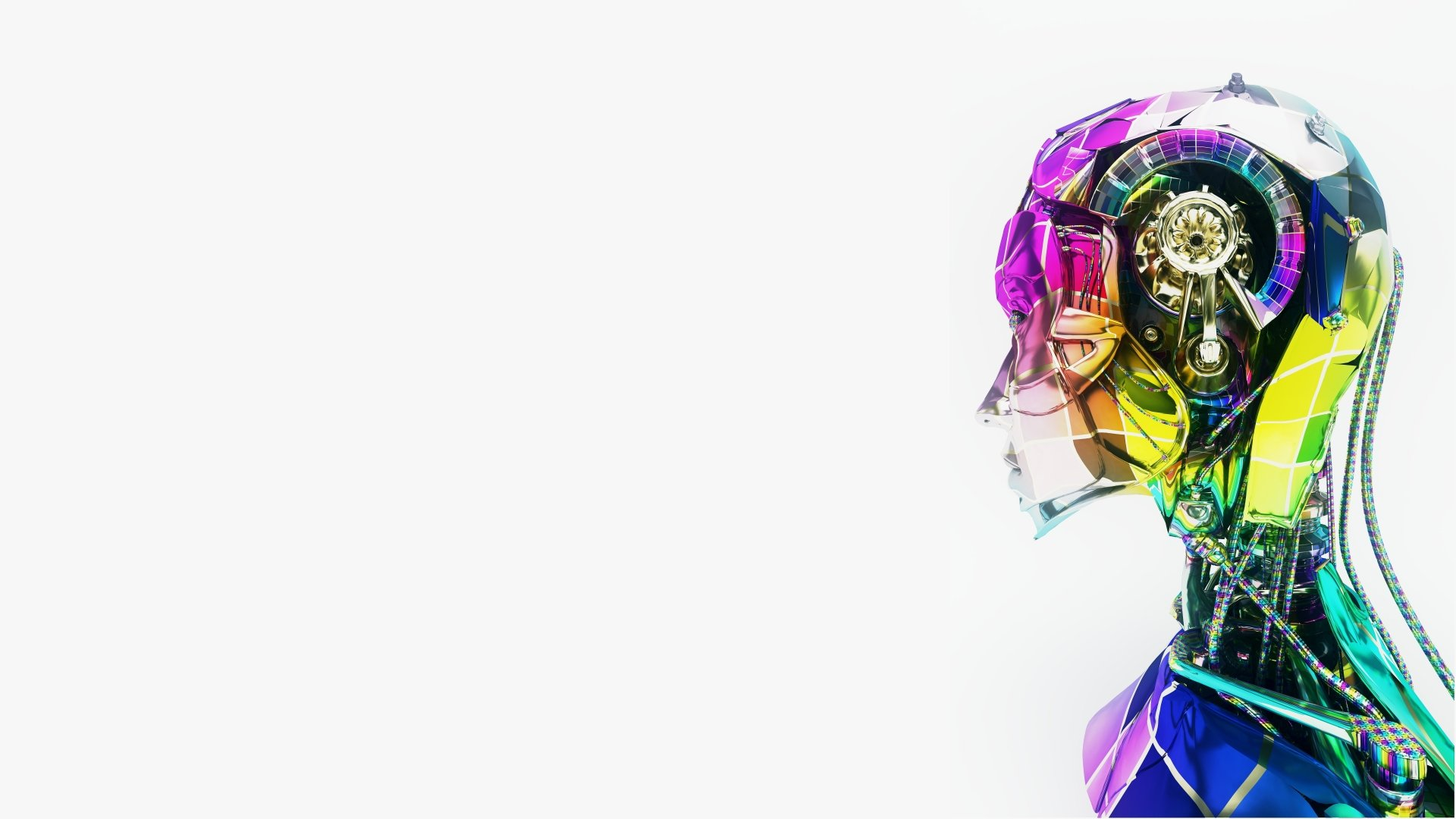 Sci Fi - Cyborg  Wallpaper