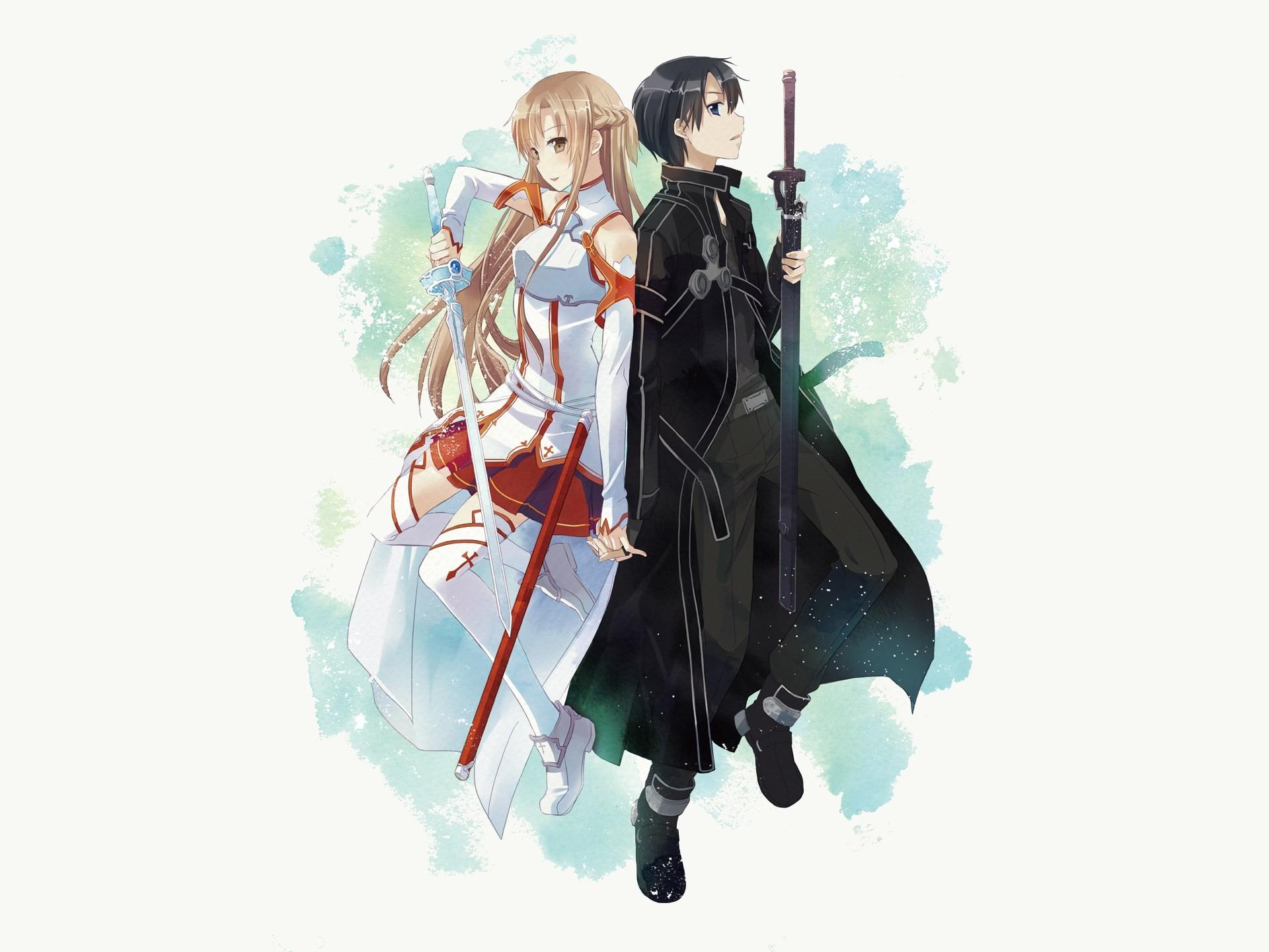 Sword Art Online Hd Wallpaper Hintergrund 1920x1440 Id