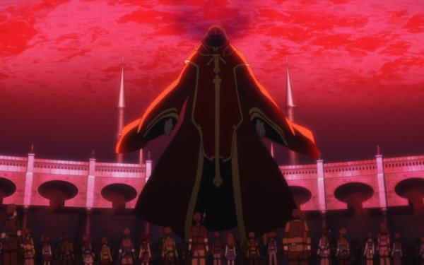 Anime Sword Art Online Heathcliff Fondo de pantalla HD | Fondo de Escritorio