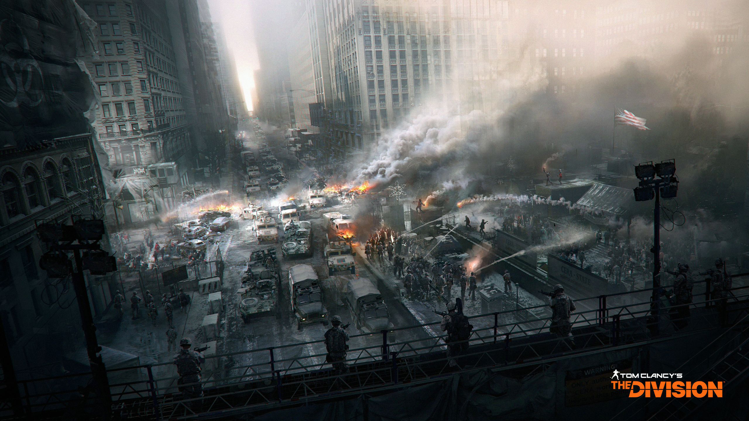 Tom Clancy's The Division Full HD Wallpaper and Background ...