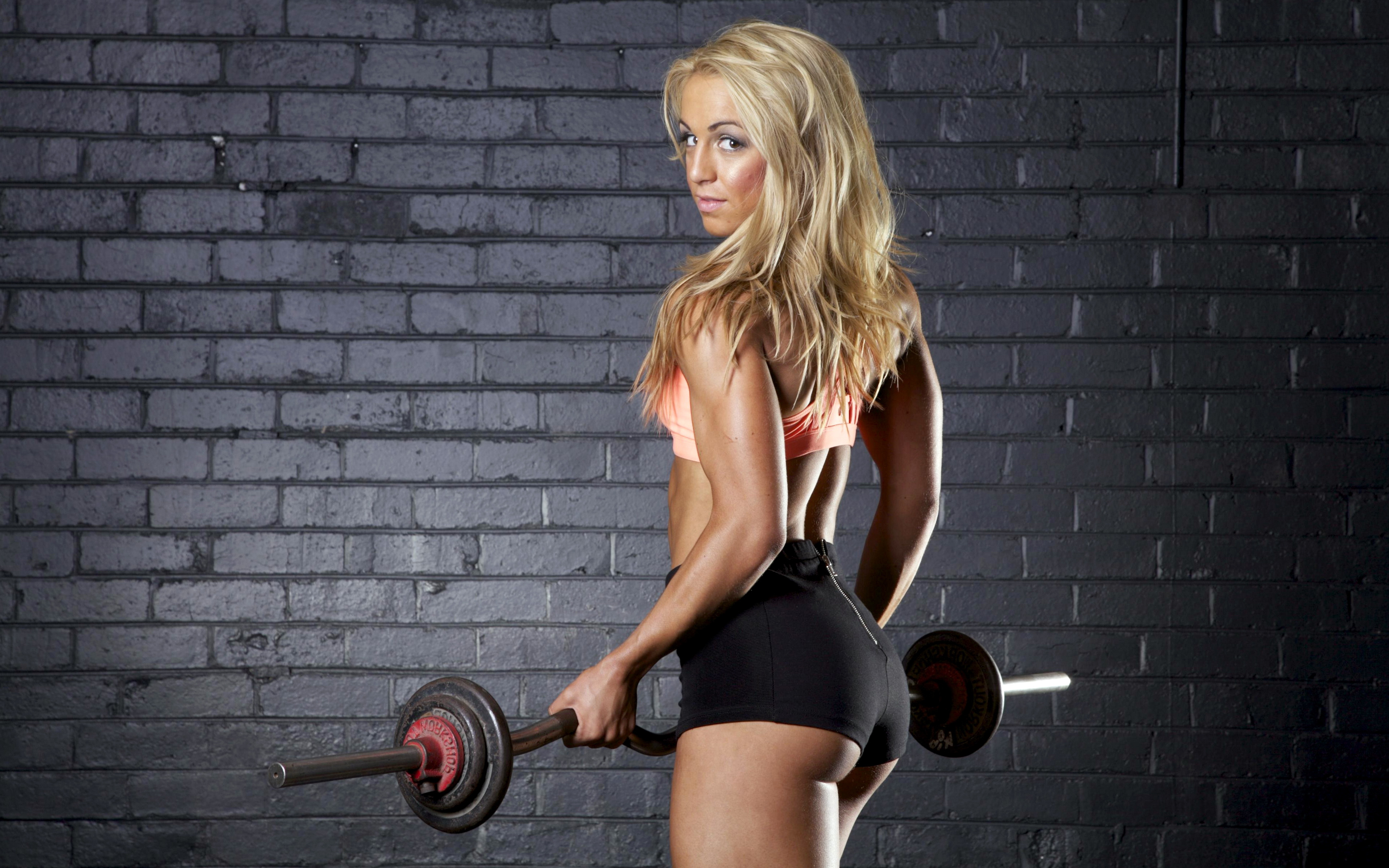 Fitness Girl Full Hd Wallpaper And Background Image -4565
