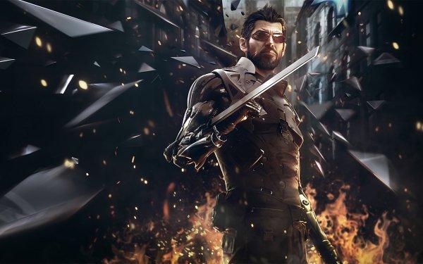 Video Game Deus Ex: Mankind Divided Deus Ex Adam Jensen HD Wallpaper | Background Image