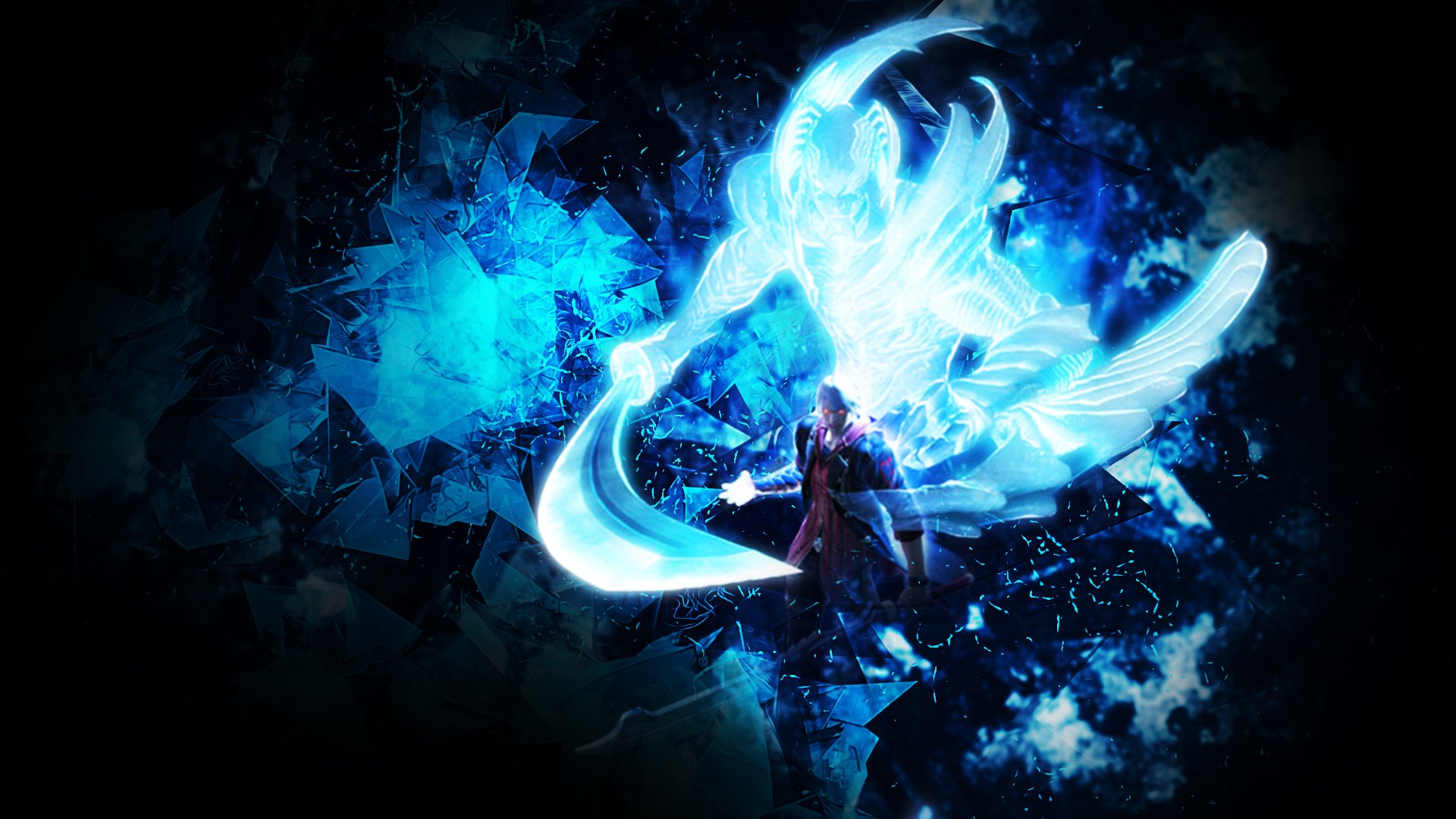 41 devil may cry 4 hd wallpapers | background images - wallpaper abyss