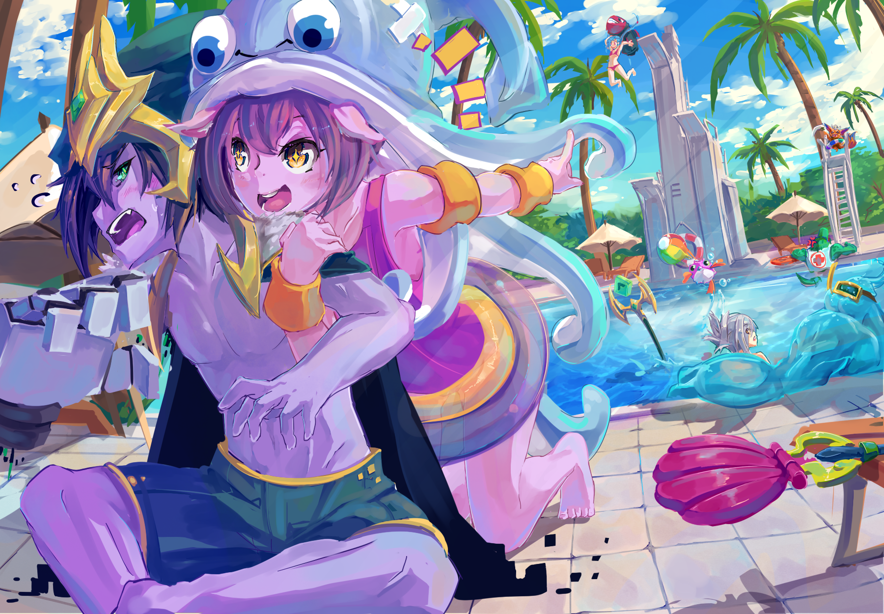 61 Lulu League Of Legends Hd Wallpapers Background Images
