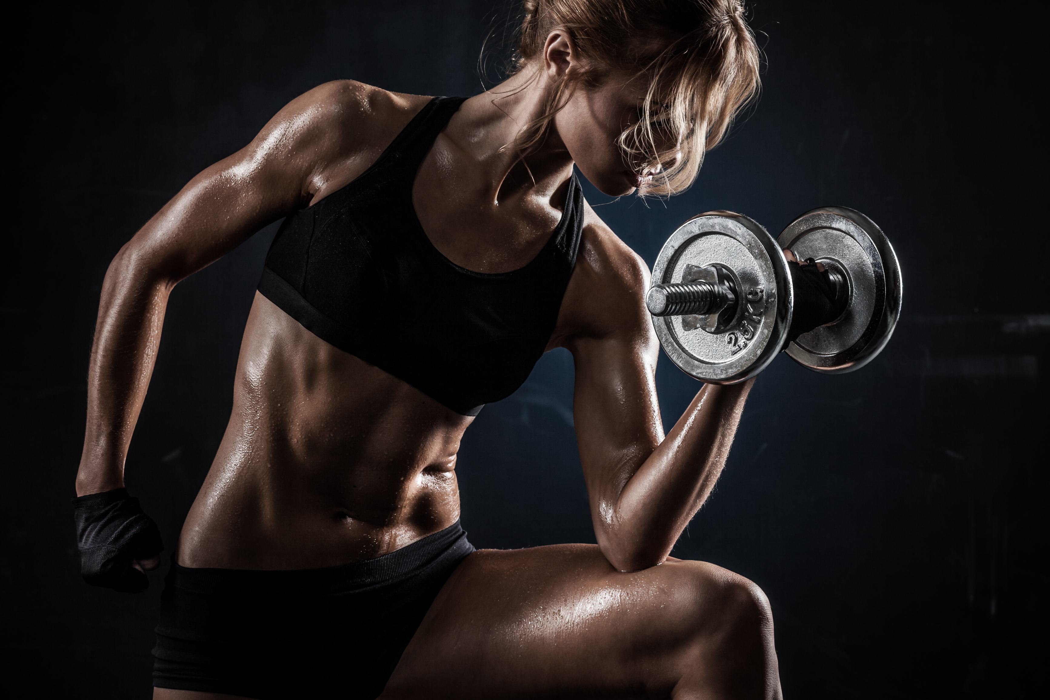 Fitness Girl Full HD Wallpaper and Background | 3465x2310 ...