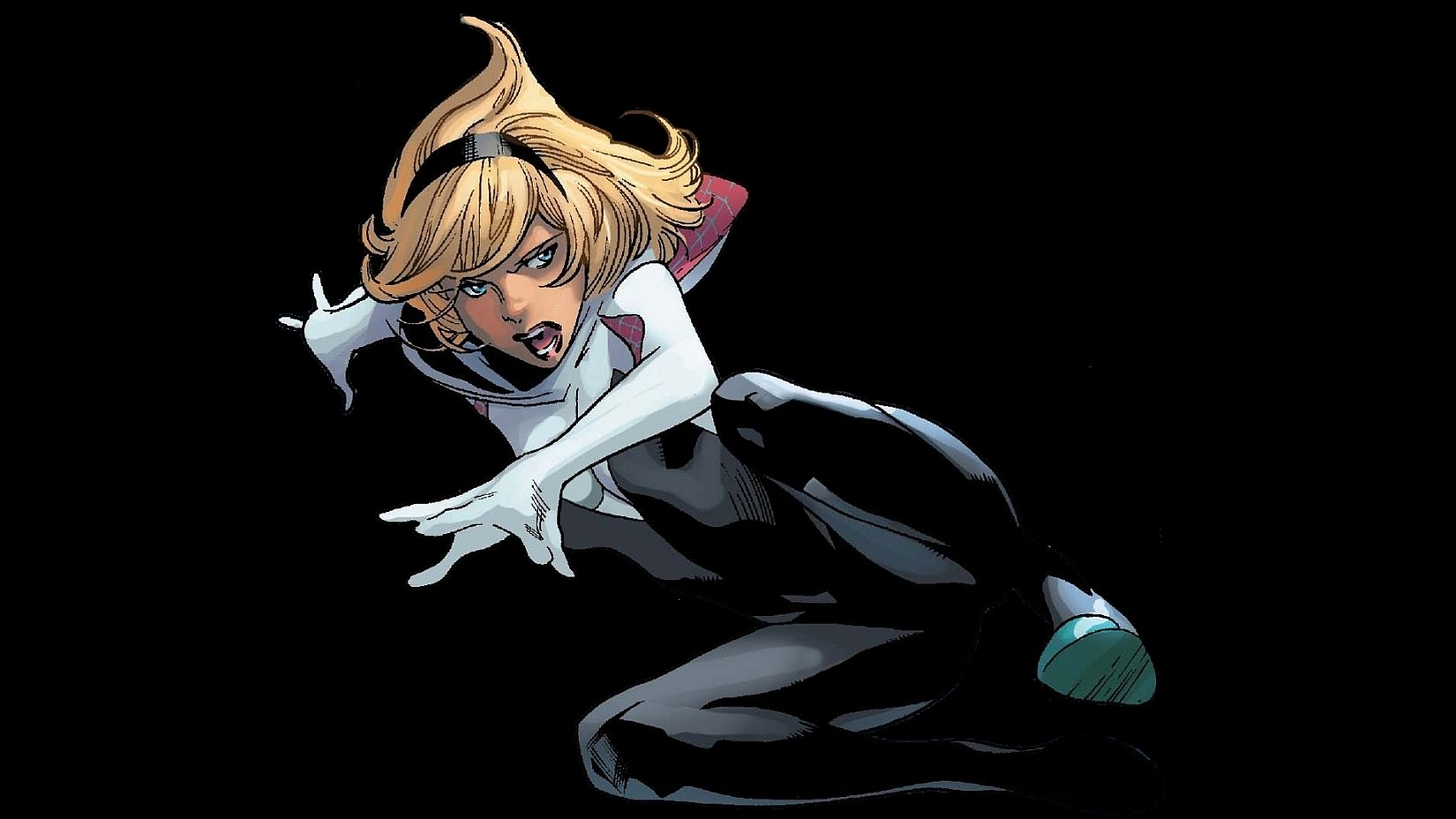Spider-Gwen Wallpaper and Background Image | 1650x928 | ID ...
