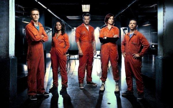 TV Show Misfits British Sci Fi HD Wallpaper | Background Image