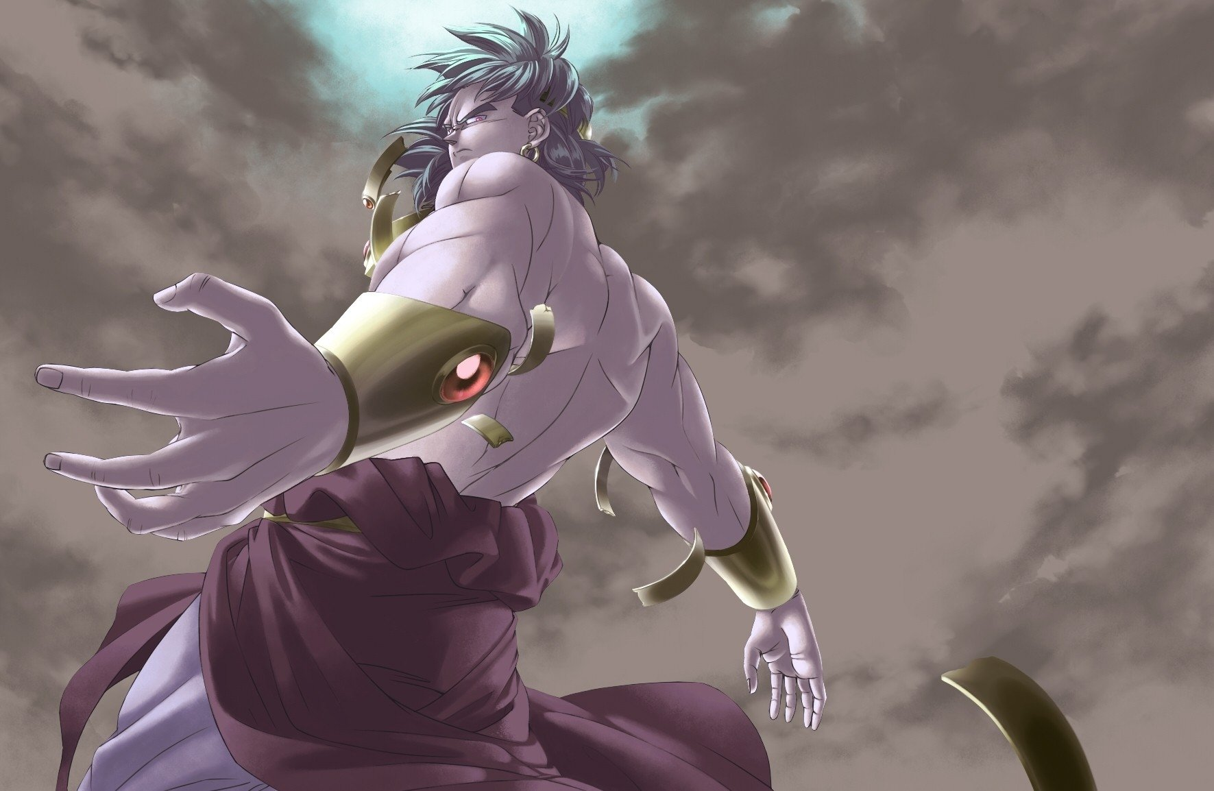 108 Broly Dragon Ball Hd Wallpapers Background Images