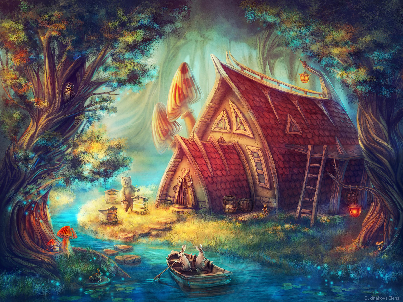 Fairytale HD Wallpaper