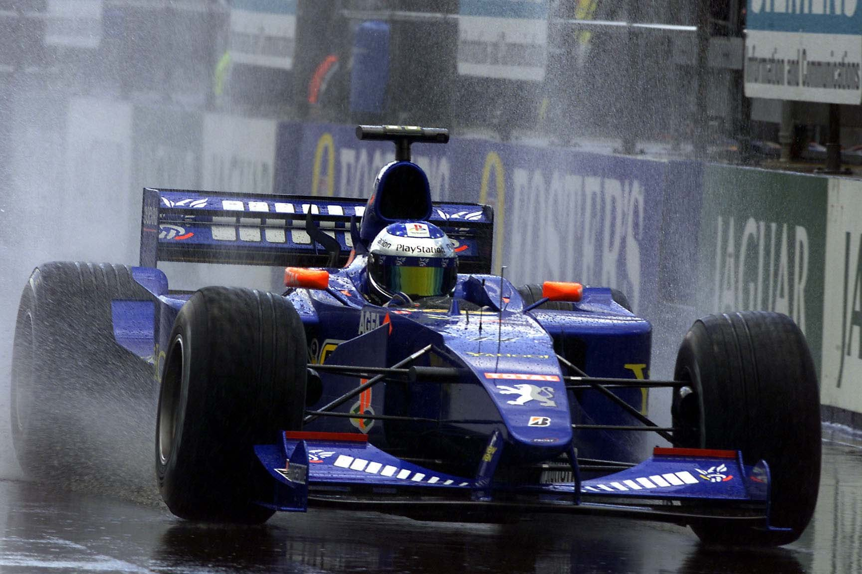 1 Prost-Peugeot AP03 HD Wallpapers | Background Images ...
