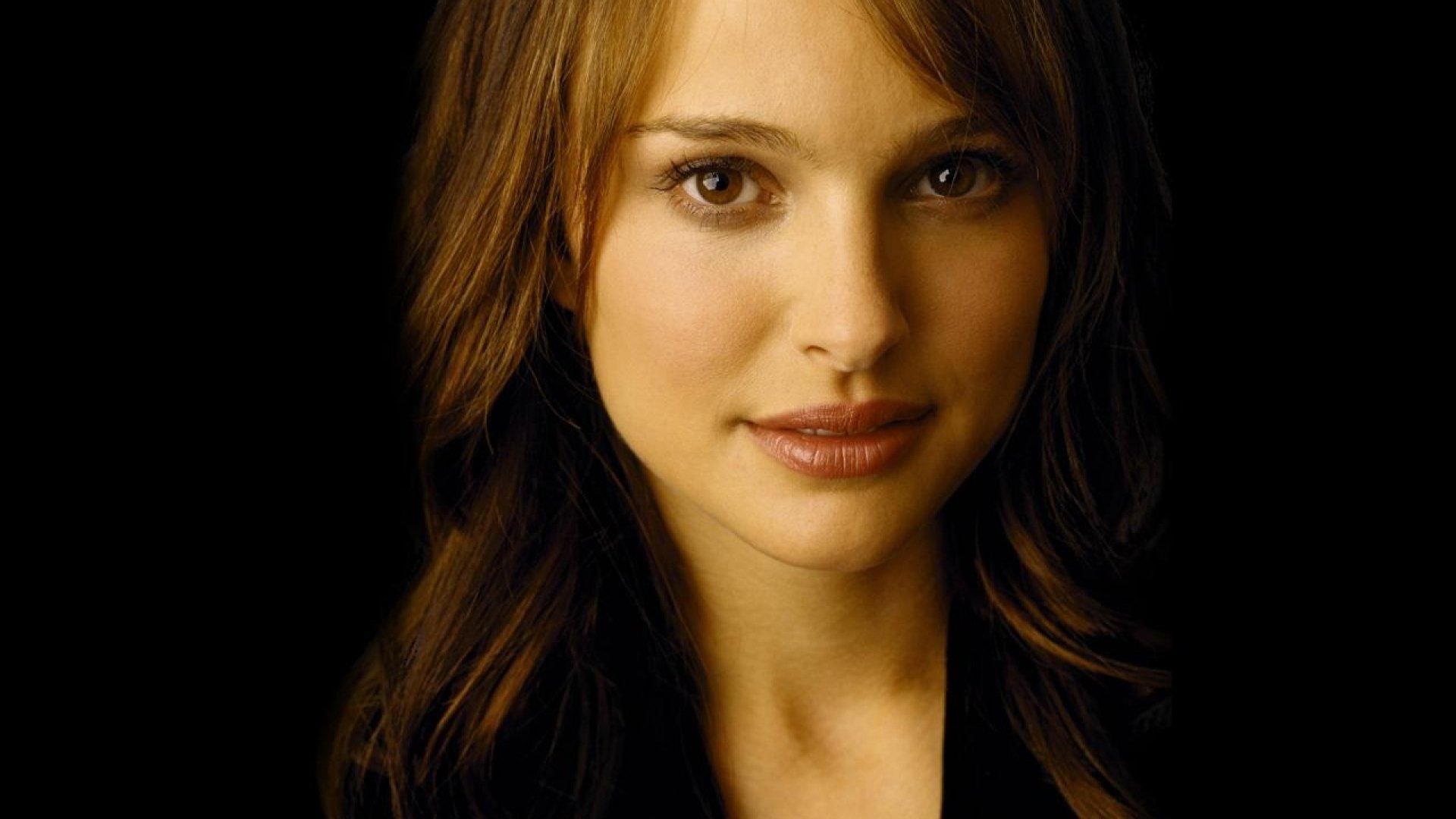 Berühmtheiten - Natalie Portman  Wallpaper