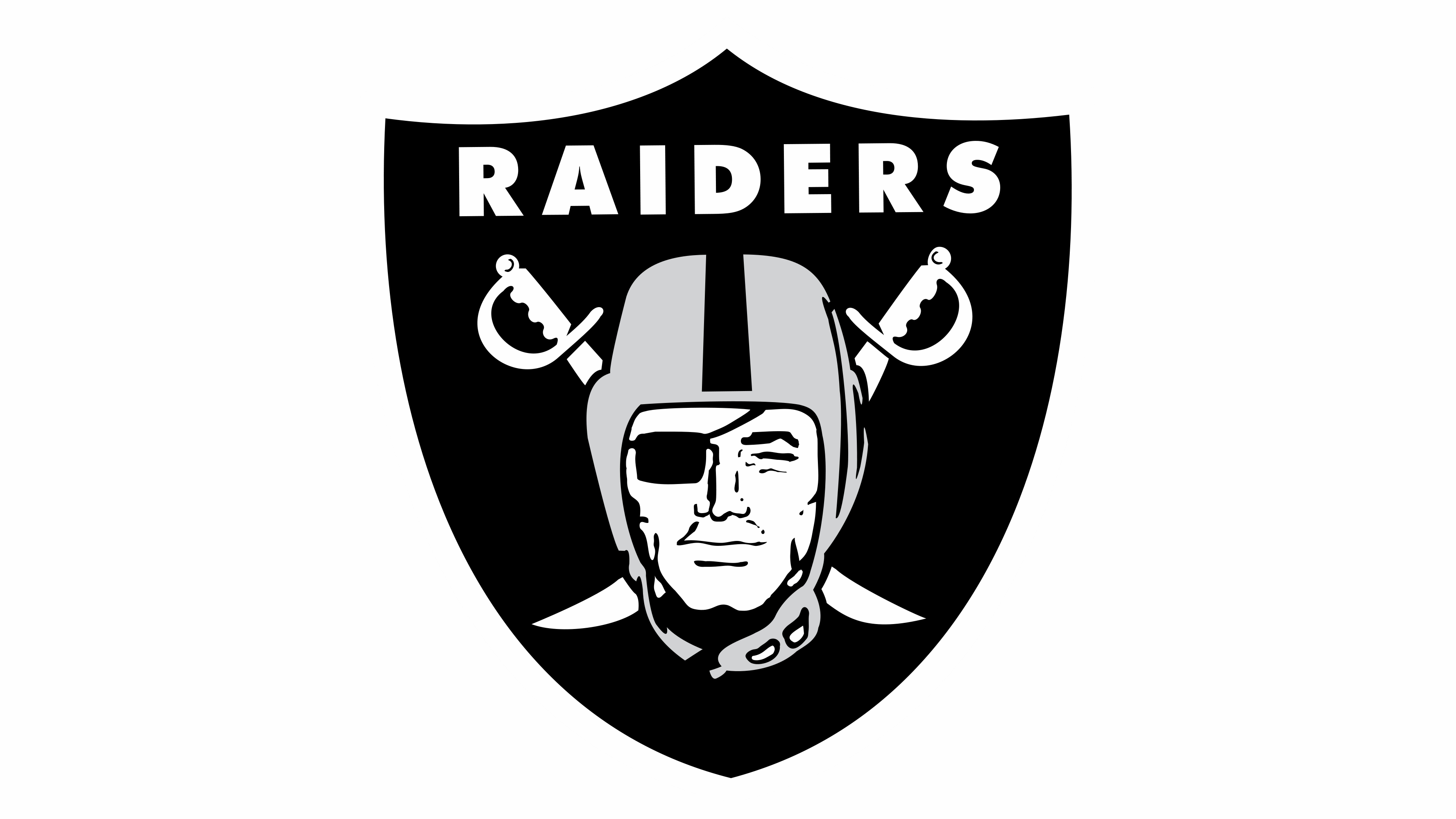 Oakland raiders full hd wallpaper and background image 3555x2000 sports oakland raiders wallpaper voltagebd Choice Image