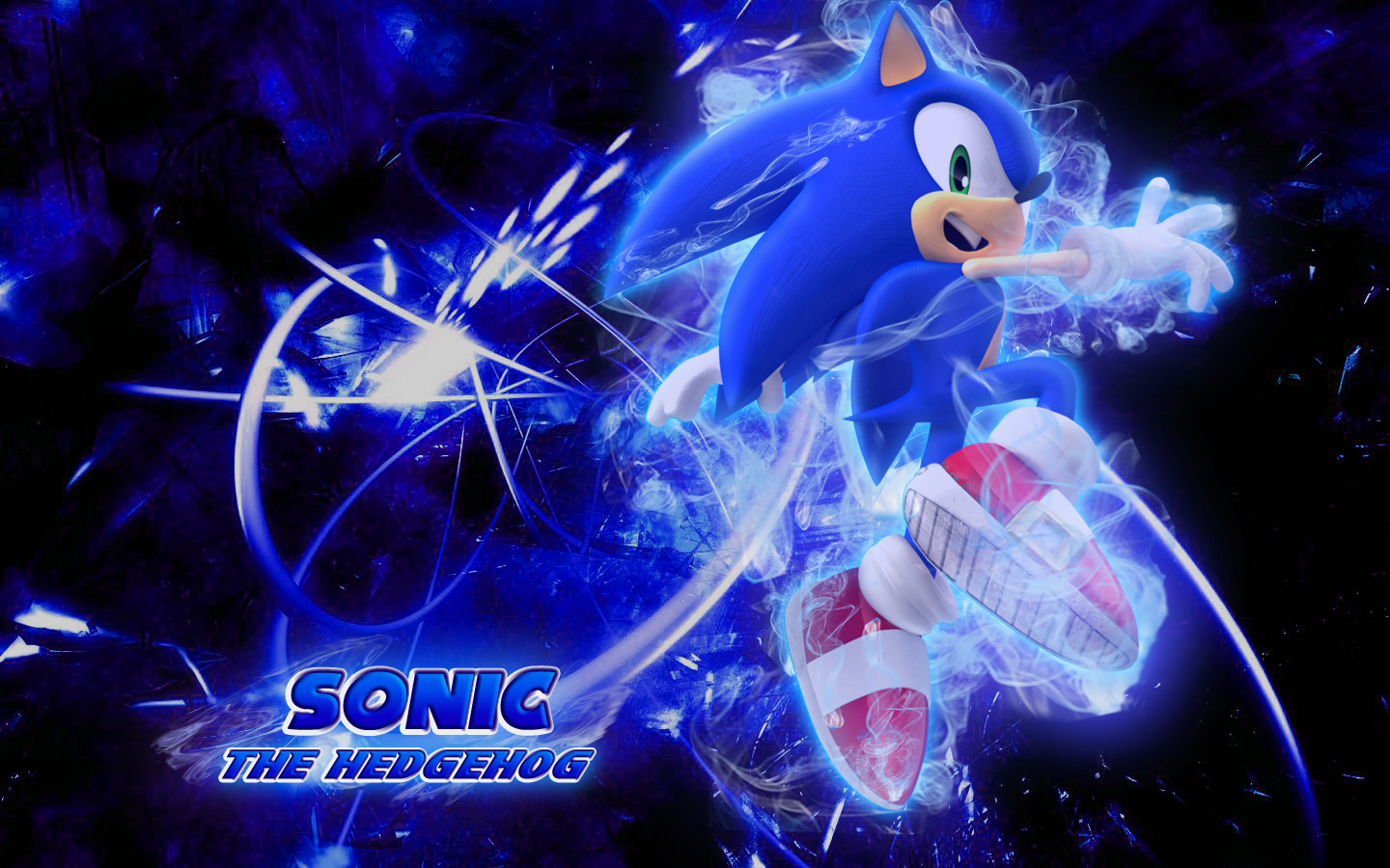 Sonic The Hedgehog Wallpaper And Background Image 1440x900 Id