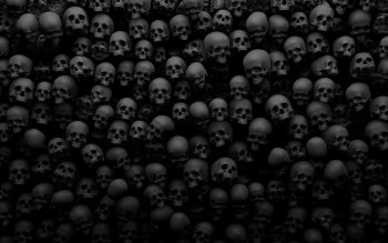 HD Wallpaper | Background Image ID:612706. 1920x1080 Dark Skull