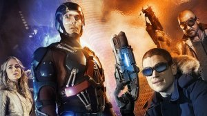 Preview TV Show - DC's Legends Of Tomorrow Art