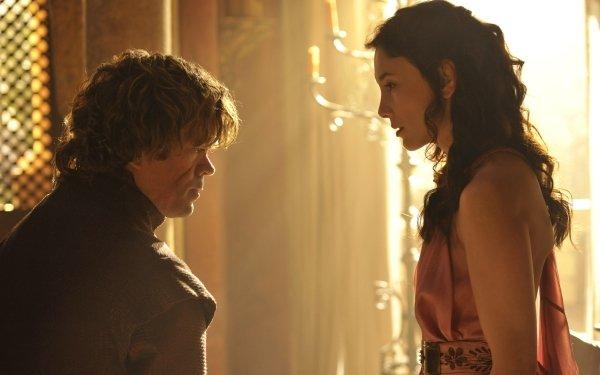 TV Show Game Of Thrones Tyrion Lannister Peter Dinklage Shae Sibel Kekilli HD Wallpaper | Background Image