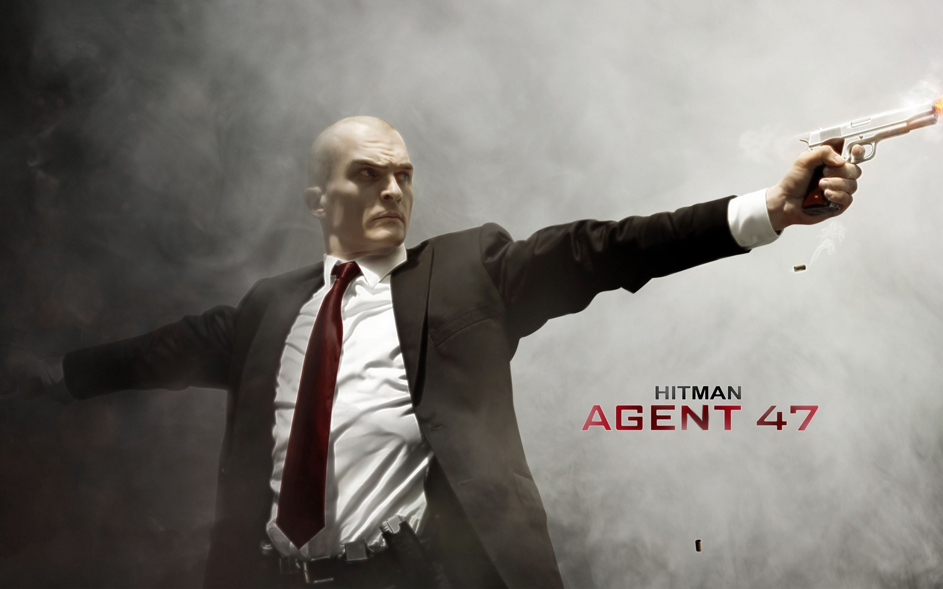 Hitman agent 47 hd wallpaper background image 1920x1200 id 614163 wallpaper abyss - Agent 47 wallpaper ...