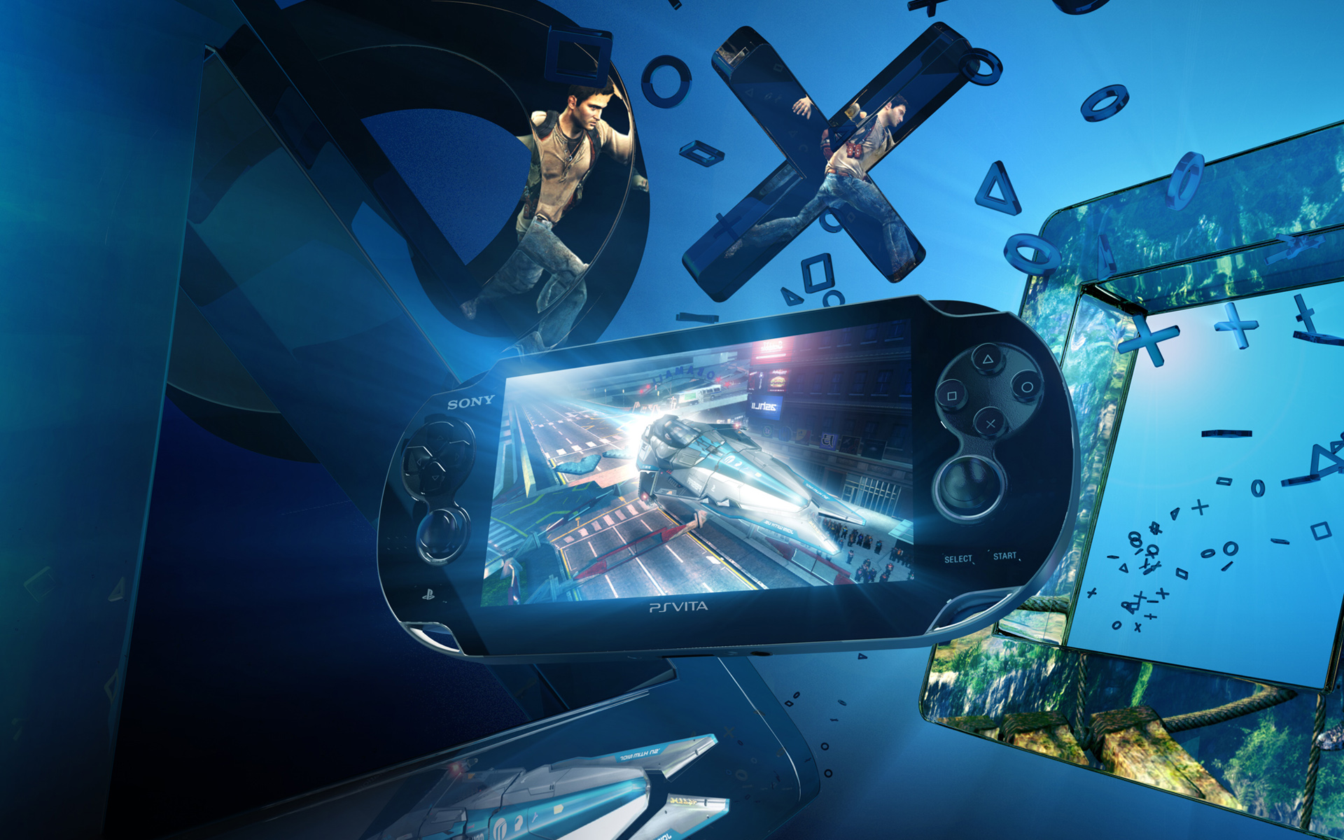 playstation vita full hd wallpaper and background image | 1920x1200