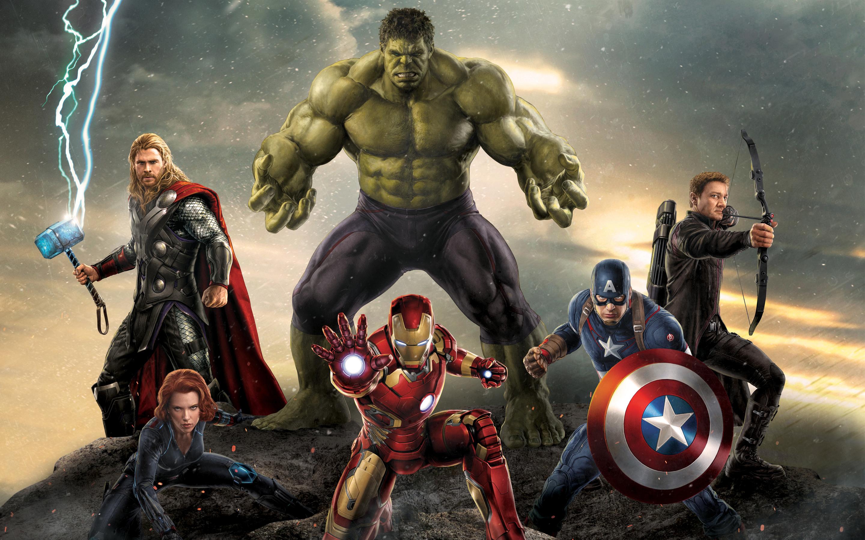 Avengers fonds d 39 cran arri res plan 2880x1800 id 614833 - Telecharger avengers ...