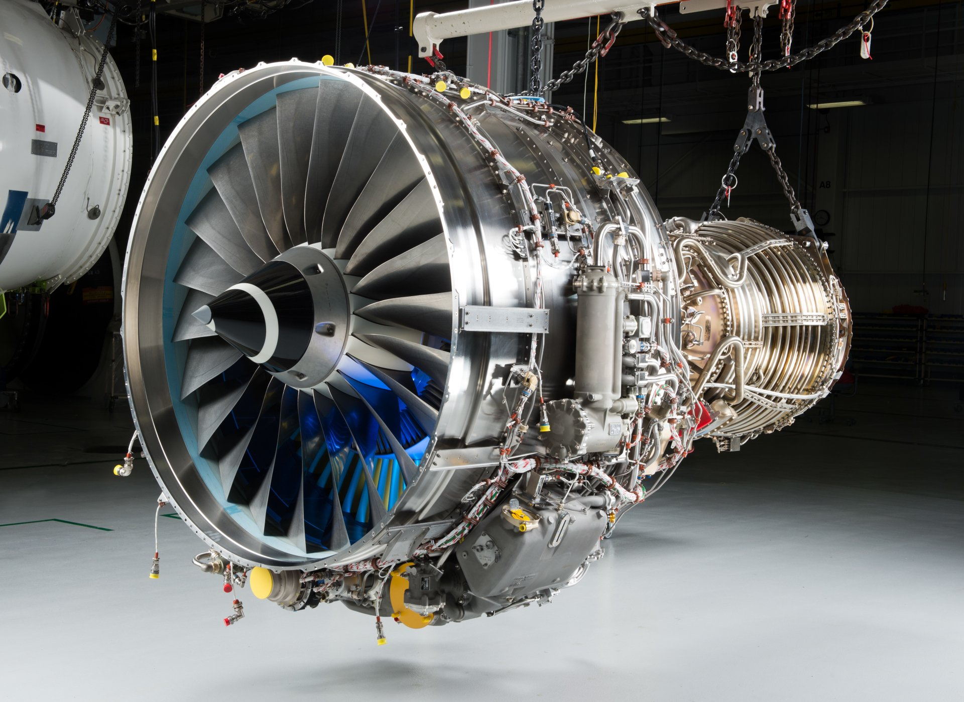 Engine 4k ultra hd wallpaper background image 4456x3244 id 614444 wallpaper abyss - Jet engine wallpaper ...