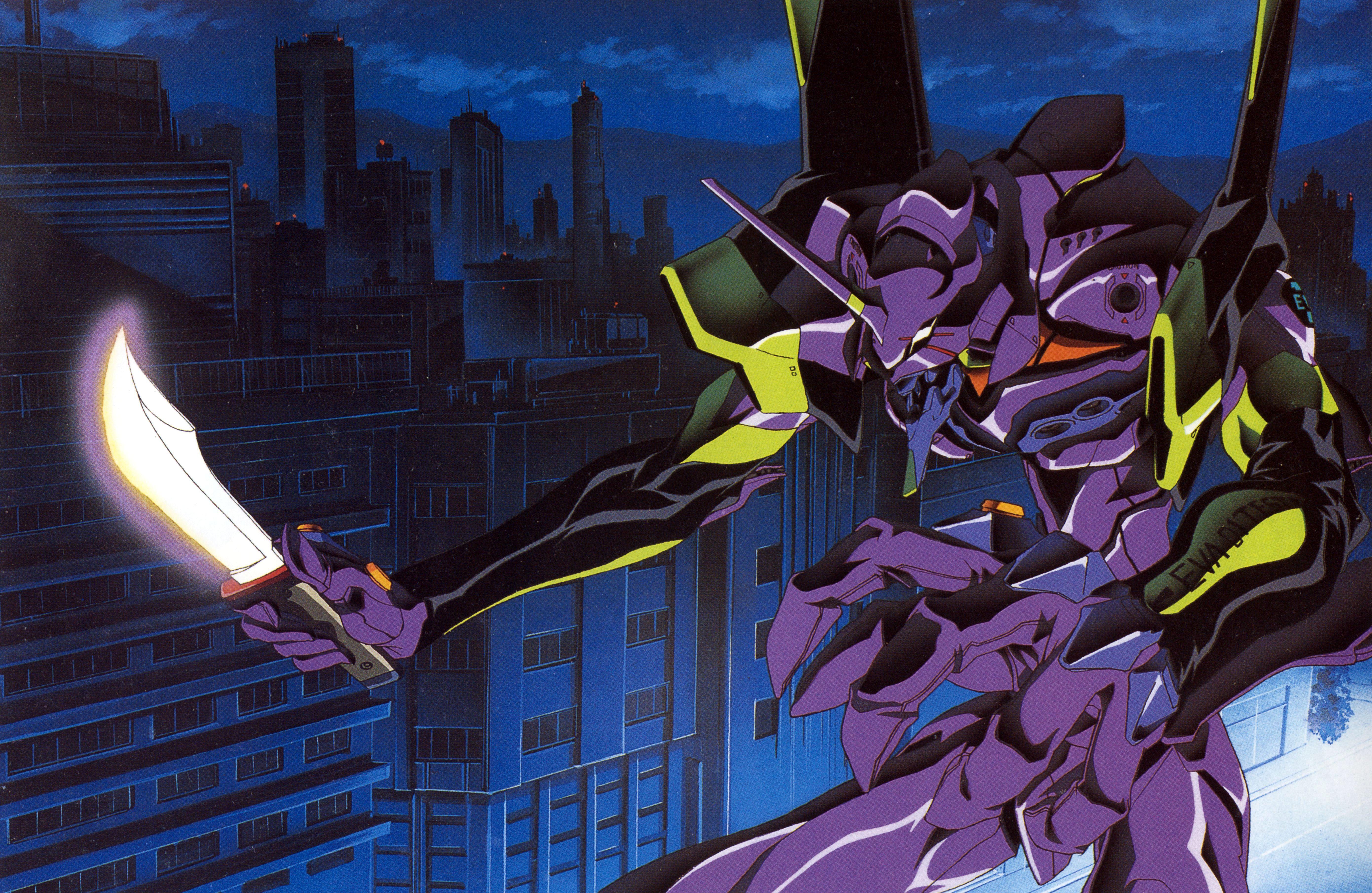Neon Genesis Evangelion 5k Retina Ultra HD Wallpaper ...