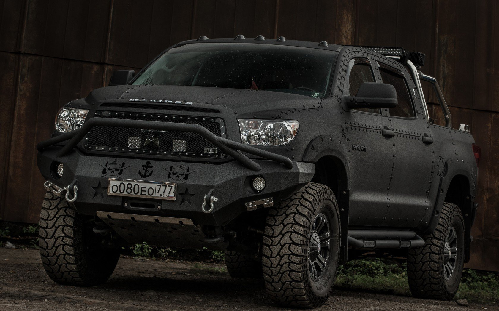 Toyota Tundra Wallpaper And Background Image 1680x1050