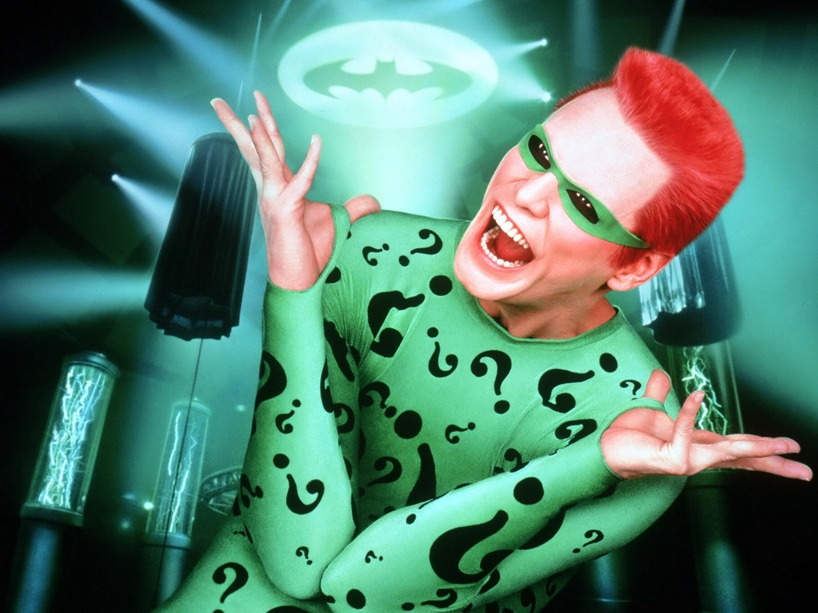 Batman Forever Wallpaper And Background Image