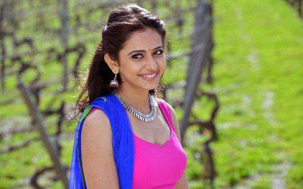 Celebrity Rakul Preet Singh Actresses India HD Wallpaper | Background Image