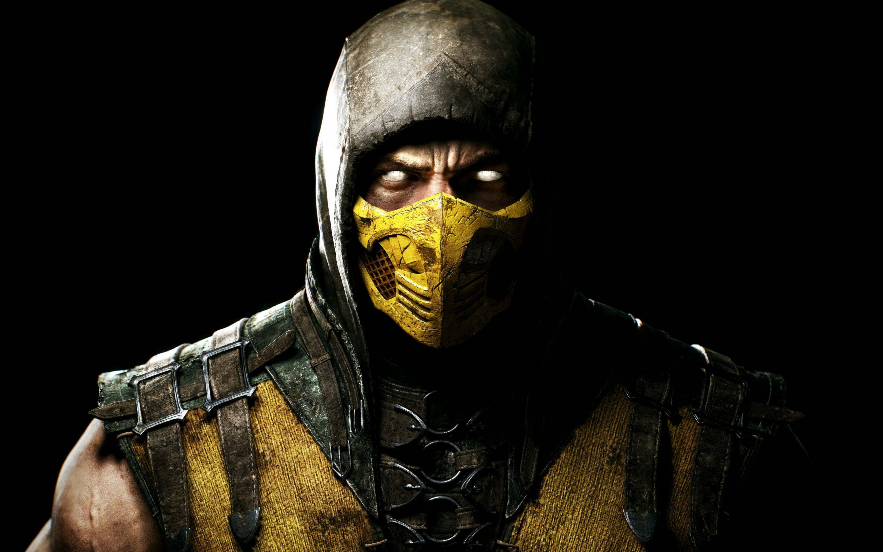 38 scorpion (mortal kombat) hd wallpapers | background images