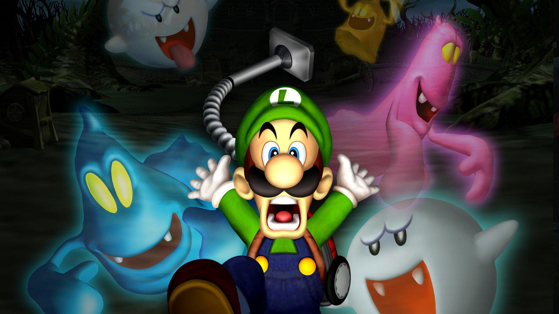 HD Wallpaper | Background Image ID:618160. 1920x1080 Video Game Luigi's Mansion