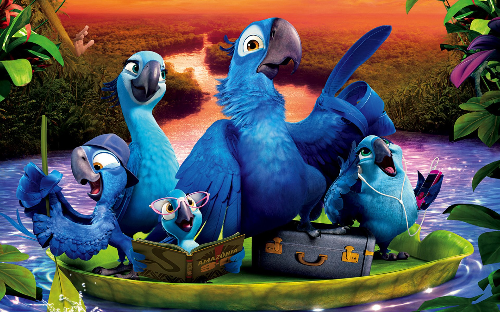 32 rio 2 hd wallpapers | background images - wallpaper abyss