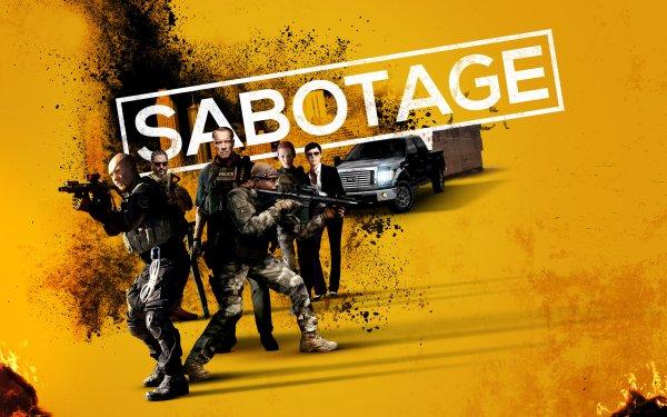 Movie Sabotage (2014) HD Wallpaper   Background Image