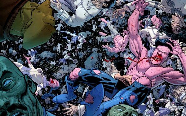 Comics Invincible Image Comics Mark Grayson HD Wallpaper | Background Image