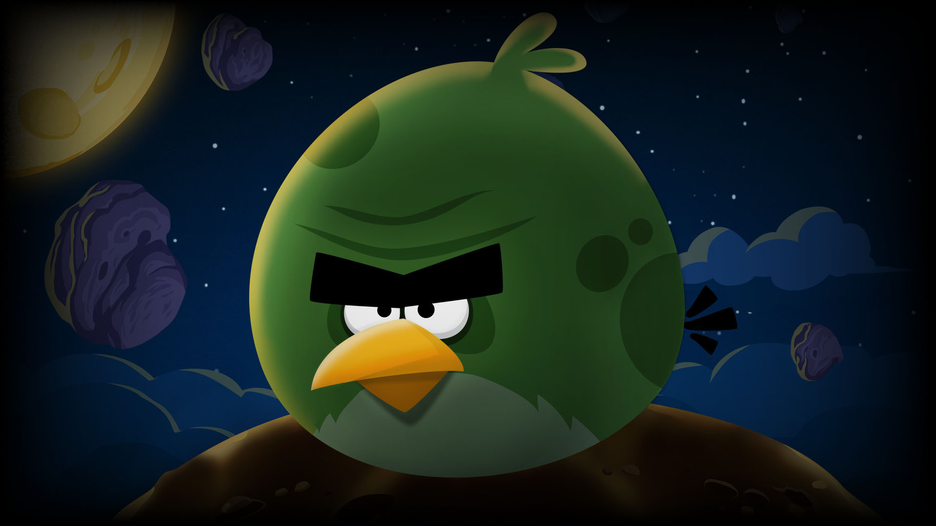 Angry Birds Space Full HD Wallpaper and Background Image ...